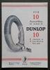ANCIEN DOCUMENT PUBLICITAIRE-PNEU DUNLOP CORD-MONTLUCON - Advertising