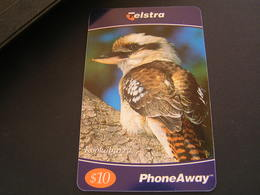 AUSTRALIA Phonecards PhoneAway .. - Australia