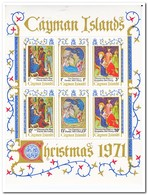 Kaaiman Eilanden 1971, Postfris MNH, Christmas - Kaaiman Eilanden