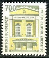 BRD - Mi 1691 - ** Postfrisch (D) - 700Pf             Sehenswürdigkeiten XVI - [7] West-Duitsland