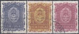 PORTUGAL 1960 Nº 870/72 USADO - 1910-... République