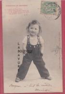 ILLUSTRATEUR---BERGERET----Souvenirs De Jeunesse---J'ai Mis Ma Première Culotte... - Bergeret