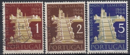 PORTUGAL 1964 Nº 941/43 USADO - Used Stamps