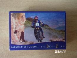 Dakar 98 Le Défi Bleu - Boites D'allumettes