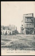 Egypte -- Port Said -- Rue Dans Le Village Arabe - Port Said
