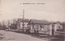 MONTGERON Rue De Draveil - Montgeron