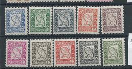 MARTINIQUE Taxe N ° 27:36  * T.b - Martinique (1886-1947)