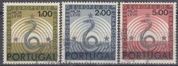 PORTUGAL 1967 Nº 1021/23 USADO - 1910-... République