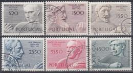 PORTUGAL 1971 Nº 1110/15 USADO - 1910-... République