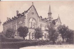 CPA - 12. SOULAC SUR MER  - L'abbaye - Soulac-sur-Mer