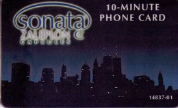 TARJETA TELEFONICA DE ESTADOS UNIDOS (PREPAGO). SONATA, ZALEPLON C CAPSULES 10 MINUTES. (057) - United States