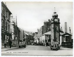 BANGOR : HIGH STREET - Caernarvonshire