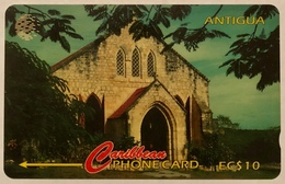 Gilbert's Memorial Methodist - Antigua And Barbuda