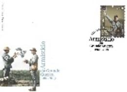 Portugal ** & FDC Armistice Of First World War 1918-2018 (6281) - Fêtes