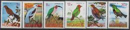 1987 MOZAMBIQUE 1059-64 ** Oiseaux - Mozambique
