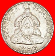 # USA (1931-1980): HONDURAS ★ 5 CENTAVOS DE LEMPIRA 1956! LOW START ★ NO RESERVE! - Honduras