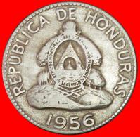 # USA (1932-1993): HONDURAS ★ 10 CENTAVOS DE LEMPIRA 1956! LOW START ★ NO RESERVE! - Honduras
