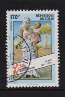 Chad 1992, Medecins Sans Frontieres, Minr 1215, Vfu - Chad (1960-...)