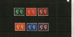 GB – GVI – 1940 - STAMP CENTENARY - 6 STAMPS - MNH - Unused Stamps