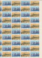 San Marino 1980 London 2v In Sheetlet (shtlt Is 1x Folded) ** Mnh (F7384) - San Marino