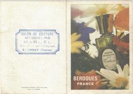 CALENDRIER PETIT FORMAT 1975  SALON DE COIFFURE MARCEL A EPERNAY  *****     RARE   A  SAISIR   ***** - Calendars
