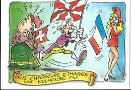 MULHOUSE .Les Chasseurs D'images. GIEFEM. - Illustratori & Fotografie