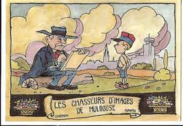 MULHOUSE .Les Chasseurs D'images. GIEFEM.n°9 - Illustratori & Fotografie