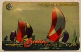 Sailing Week 1997 3 Of 5 - Antigua And Barbuda