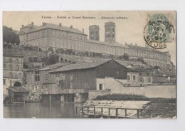 VERDUN - 1907 - ABREUVOIR MILITAIRE - Verdun