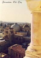 ISRAEL - JERUSALEM: Church Of The Holy Sepulchre - Israel