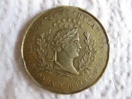 Medaille. Napoléon I - Souvenir Immortel 1840 - France