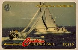 Sailing Week 1997 1 Of 5 - Antigua And Barbuda