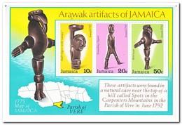 Jamaica 1978, Postfris MNH, Arawak-artifacts - Jamaica (1962-...)
