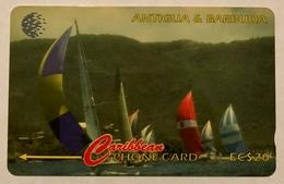 Sailing Week 1997 4 Of 5 - Antigua And Barbuda
