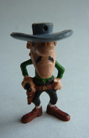 RARE FIGURINE JIM - LUCKY LUKE - JACK DALTON - MORRIS Années 60 - Figurines