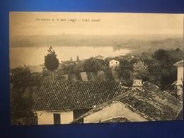 Viverone E Il Suo Lago Lato Ovest Viaggiata 1910 - Biella