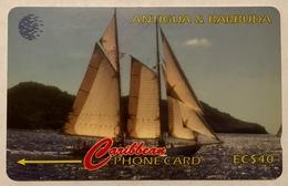 Sailing Week 1997 5 Of 5 - Antigua And Barbuda