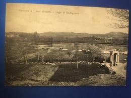 Viverone Lago Bertignano Viaggiata 1910 - Biella