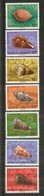 SAMOA. Coquillages Des îles,  7 Timbres Neufs ** - Samoa