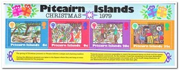 Pitcairneilanden 1979, Postfris MNH, Christmas - Postzegels