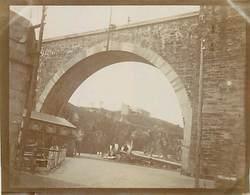 PH-18-009 : PHOTO. BRETAGNE 1902. FINISTERE. BREST. ARSENAL - Lieux