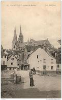 D28  CHARTRES  La Rue Du Bourg   ..... - Chartres