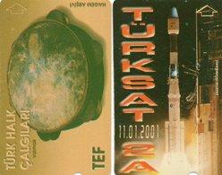 PHONE CARD-TURCHIA - Turkey