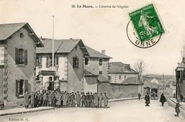 LE MANS - Caserne Du Négrier - Le Mans