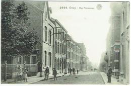 Ciney. Rue Piervennes. - Ciney