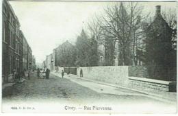 Ciney. Rue Piervenne. - Ciney