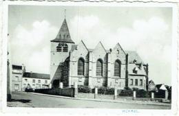 Wemmel. Kerk Van St. Servaas. Eglise St.Servais. - Wemmel