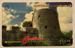 Martello Tower - Antigua And Barbuda