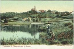 Panorama De Florenville Sur La Semois. - Florenville