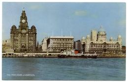 LIVERPOOL : THE PIER HEAD - Liverpool